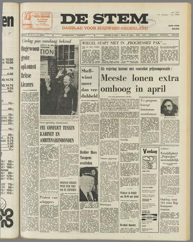 de Stem 1974-03-01