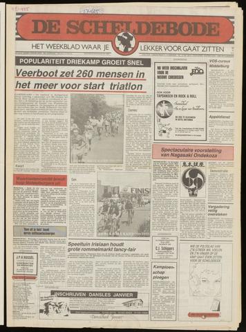 Scheldebode 1984-08-29