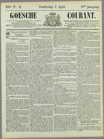 Goessche Courant 1893-04-06