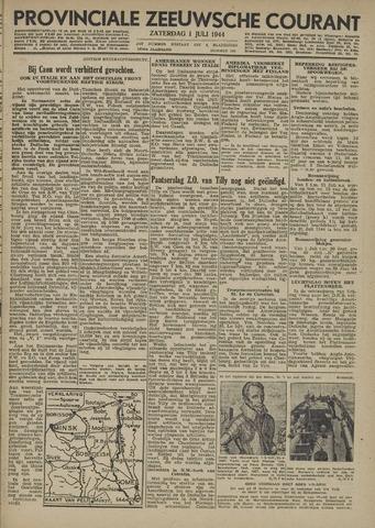 Provinciale Zeeuwse Courant 1944-07-01