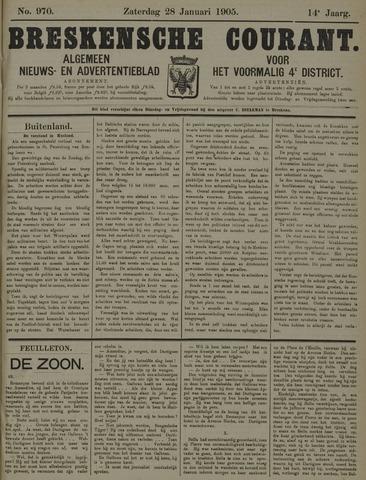 Breskensche Courant 1905-01-28
