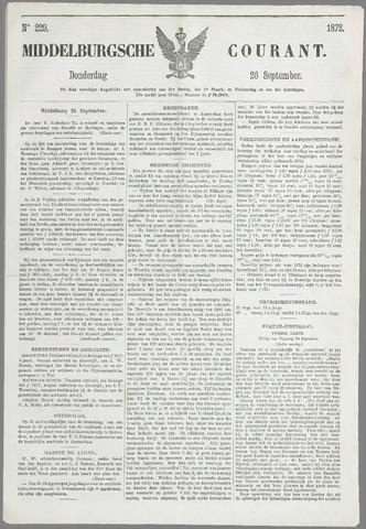Middelburgsche Courant 1872-09-26