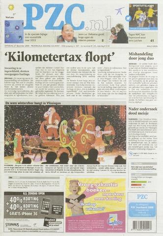Provinciale Zeeuwse Courant 2008-12-27