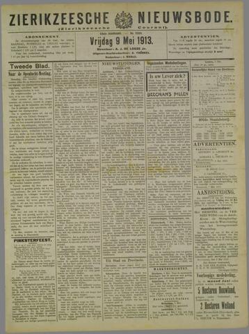 Zierikzeesche Nieuwsbode 1913-05-09