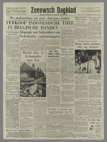 Zeeuwsch Dagblad 1959-02-11