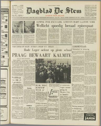 de Stem 1968-07-31