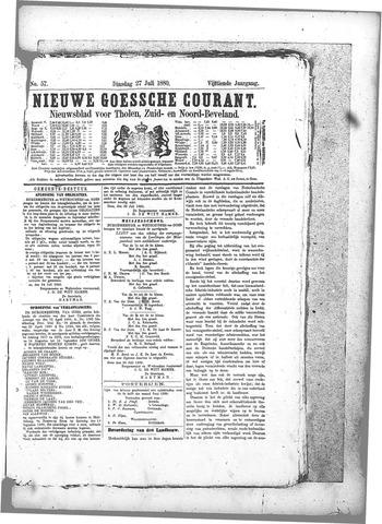 Nieuwe Goessche Courant 1880-07-27