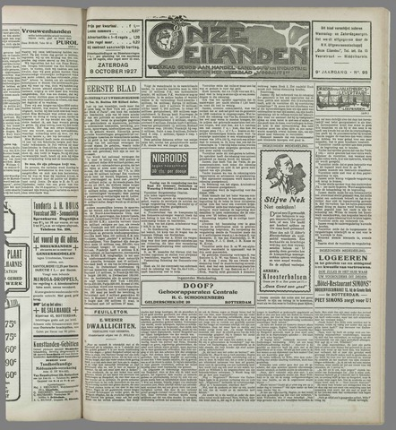 Onze Eilanden 1927-10-08