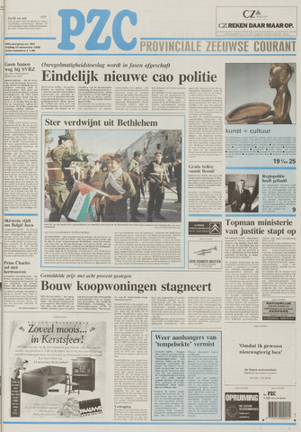 Provinciale Zeeuwse Courant 1995-12-22