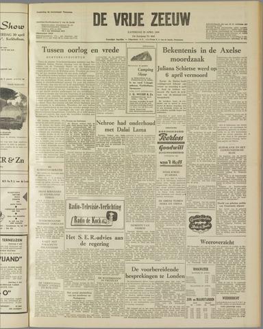 de Vrije Zeeuw 1959-04-25