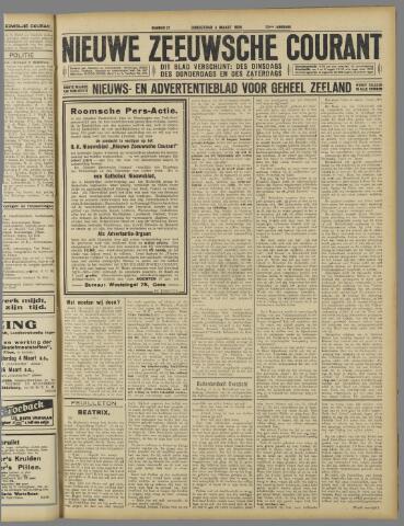 Nieuwe Zeeuwsche Courant 1926-03-04