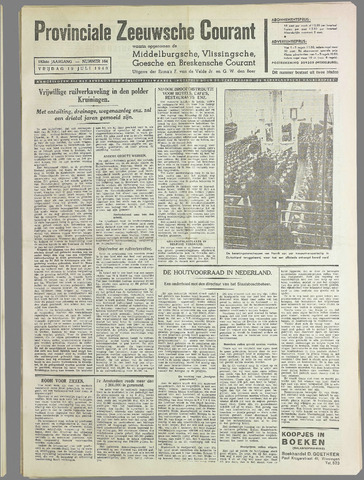 Provinciale Zeeuwse Courant 1940-07-19