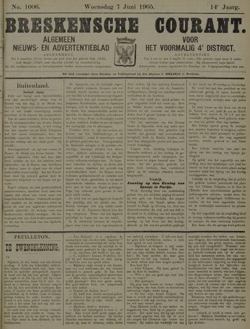 Breskensche Courant 1905-06-07