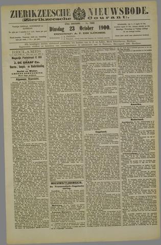 Zierikzeesche Nieuwsbode 1900-10-23