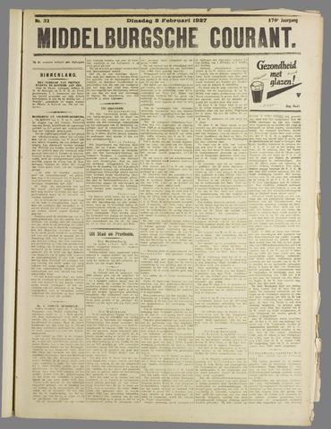 Middelburgsche Courant 1927-02-08