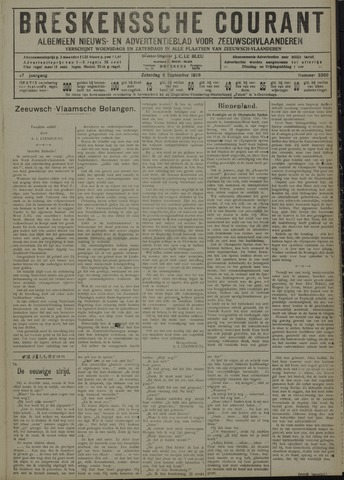 Breskensche Courant 1928-09-08
