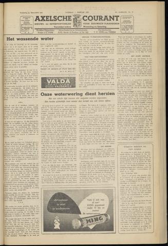 Axelsche Courant 1953-02-07