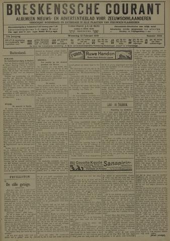 Breskensche Courant 1930-02-12