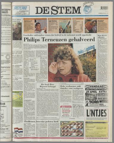 de Stem 1995-04-29