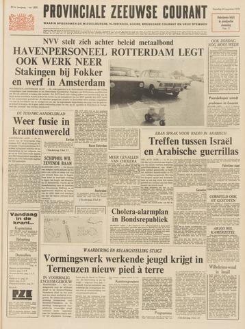 Provinciale Zeeuwse Courant 1970-08-29
