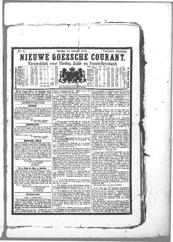 Nieuwe Goessche Courant 1879-01-14