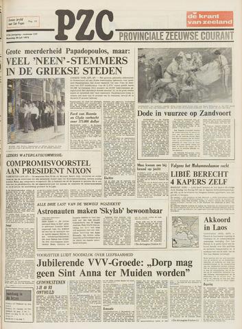 Provinciale Zeeuwse Courant 1973-07-30