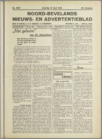 Noord-Bevelands Nieuws- en advertentieblad 1948-04-10