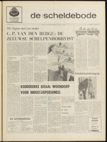 Scheldebode 1971-08-05