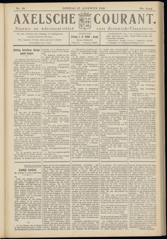 Axelsche Courant 1940-08-27