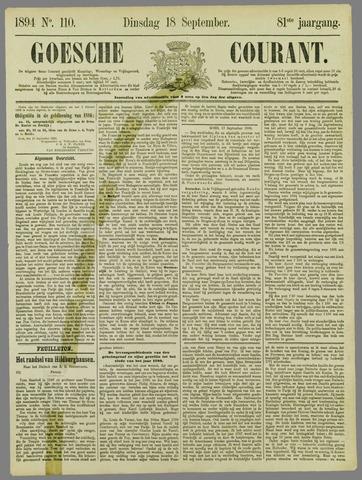 Goessche Courant 1894-09-18