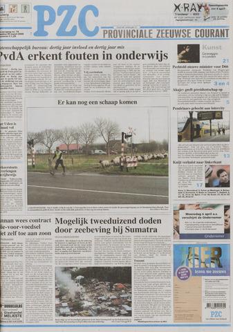 Provinciale Zeeuwse Courant 2005-03-30