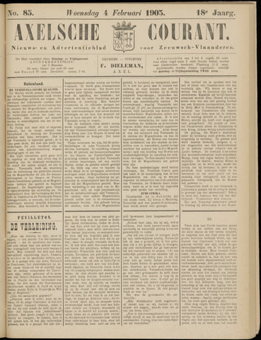 Axelsche Courant 1903-02-04