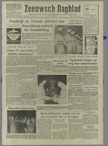 Zeeuwsch Dagblad 1958-02-18