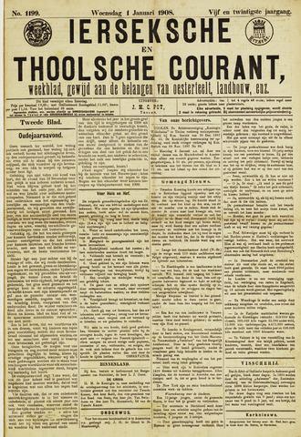 Ierseksche en Thoolsche Courant 1908