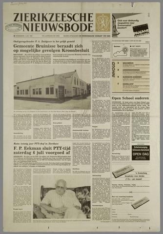 Zierikzeesche Nieuwsbode 1991-07-04