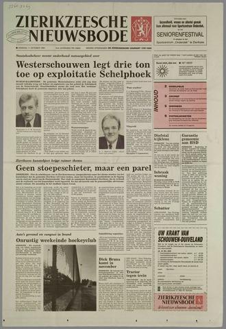Zierikzeesche Nieuwsbode 1994-10-11