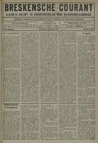 Breskensche Courant 1920-08-11
