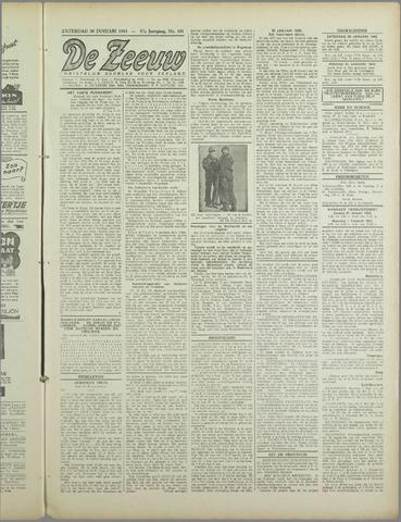 De Zeeuw. Christelijk-historisch nieuwsblad voor Zeeland 1943-01-30