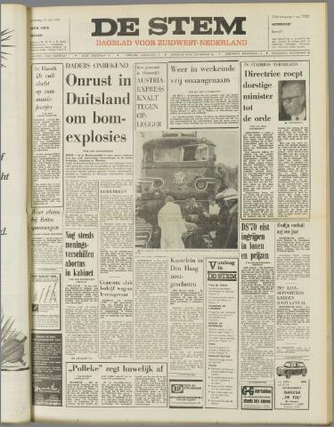 de Stem 1972-05-13