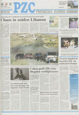 Provinciale Zeeuwse Courant 2000-05-23