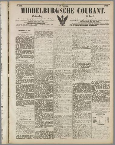 Middelburgsche Courant 1903-06-06
