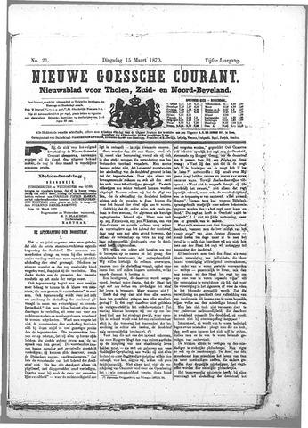 Nieuwe Goessche Courant 1870-03-15