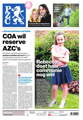 Provinciale Zeeuwse Courant 2017-05-13