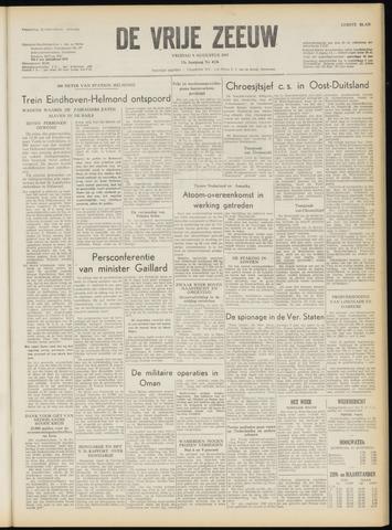 de Vrije Zeeuw 1957-08-09