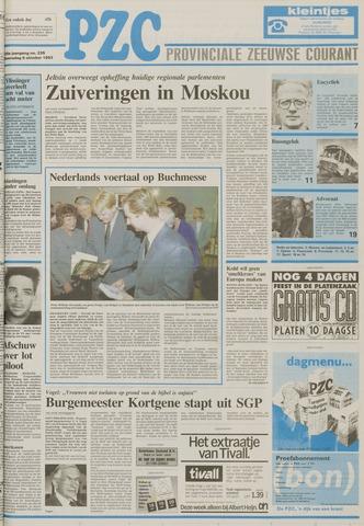 Provinciale Zeeuwse Courant 1993-10-06