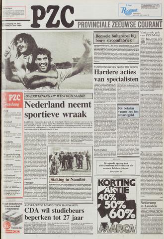 Provinciale Zeeuwse Courant 1988-06-22