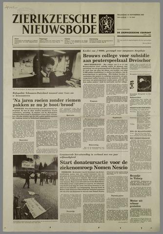 Zierikzeesche Nieuwsbode 1988-11-14