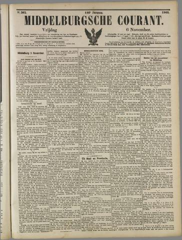 Middelburgsche Courant 1903-11-06