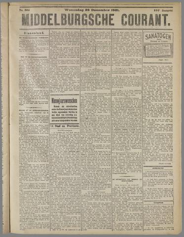 Middelburgsche Courant 1921-12-28