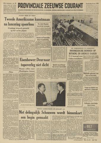 Provinciale Zeeuwse Courant 1958-03-06